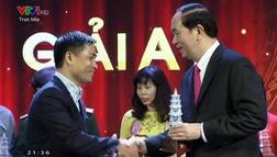 Đài THVN đạt 1 giải A, 2 giải B Báo chí Quốc gia lần thứ XI