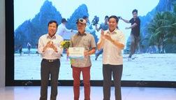 """Chi đoàn Trung tâm Sản xuất phim truyền hình giành giải Đặc biệt cuộc thi ảnh """"Nghề báo trong tôi là..."""""""