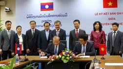 Đài Truyền hình Việt Nam và Bộ Thông tin, Văn hóa, Du lịch Lào kế kết Bản ghi nhớ hợp tác