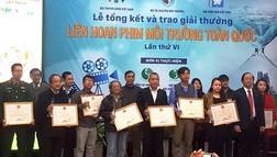 VTV giành 5 Giải tại Liên hoan phim môi trường toàn quốc lần thứ 6