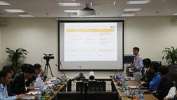 VTV thử nghiệm công nghệ IP trong sản xuất chương trình