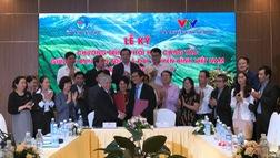 Ủy ban Dân tộc và Đài Truyền hình Việt Nam ký kết chương trình phối hợp công tác