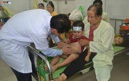 Gần 200 học sinh mầm non bị ngộ độc do nhiễm khuẩn gây tiêu chảy