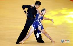 KẾT THÚC Môn Khiêu vũ thể thao của Đại hội Thể thao toàn quốc lần thứ VIII