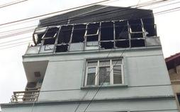 Hà Nội: Cháy trường mầm non, cả khu phố náo loạn