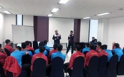 ĐT U19 Việt Nam về nước, kết thúc Suwon JS Cup 2018 với những bài học hiệu quả