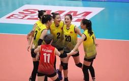 Đội tuyển U23 Việt Nam giành HCĐ giải bóng chuyền nữ U23 châu Á 2019