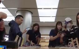Không khí mở bán iPhone 11 trên toàn cầu