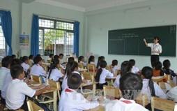 Lịch thi tuyển, xét tuyển viên chức giáo dục