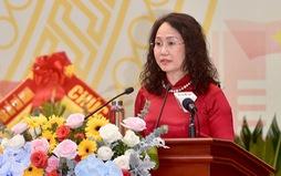 Bà Lâm Thị Phương Thanh tái đắc cử Bí thư Tỉnh ủy Lạng Sơn