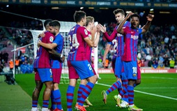 Lịch thi đấu UEFA Champions League đêm nay: Man United so tài Atalanta, Barcelona quyết thắng Kiev