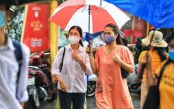 Hà Nội: Ứng phó kịp thời mọi diễn biến của áp thấp nhiệt đới, đảm bảo an toàn cho kỳ thi lớp 10