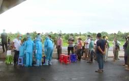 Tiền Giang phát hiện 10 ca dương tính SARS-CoV-2 trong cộng đồng