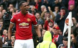 Man Utd bất ngờ nhận tin vui từ Martial
