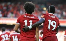 Salah và đồng đội Mane cạnh tranh Cầu thủ hay nhất châu Phi 2018