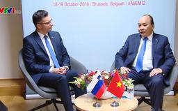 Việt Nam và Slovenia nhất trí thúc đẩy quan hệ hợp tác song phương