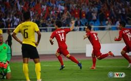VIDEO bàn thắng ngoạn mục của Công Phượng vào lưới ĐT Malaysia