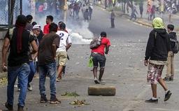 Phóng viên bị bắn chết khi đang tác nghiệp ở Nicaragua