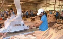 Lâm sản đứng đầu các mặt hàng nông sản xuất khẩu