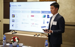 """Người Việt Nam có xu hướng """"chịu chi"""" mua TV 4K, màn hình lớn"""