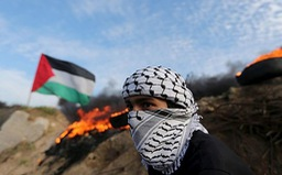 Xe tăng Israel khai hỏa tại Dải Gaza làm 2 người Palestine thiệt mạng