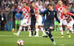 VIDEO: Griezmann lập công từ chấm phạt đền (ĐT Pháp 2-1 ĐT Croatia)