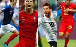 Top 18 siêu phẩm ở FIFA World Cup™ 2018: Ai là chủ nhân danh hiệu Bàn thắng đẹp nhất giải?