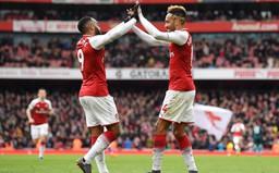 Aubameyang hiến kế cho HLV Emery trước trận derby với Chelsea