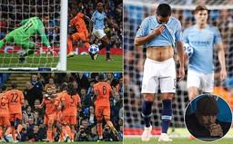 Kết quả UEFA Champions League, loạt trận rạng sáng 20/9: Man City bất ngờ bại trận