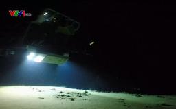 Sử dụng robot dò khoáng sản dưới đáy đại dương