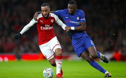 TRỰC TIẾP BÓNG ĐÁ Ngoại hạng Anh, Arsenal - Chelsea: Ozil ngồi dự bị