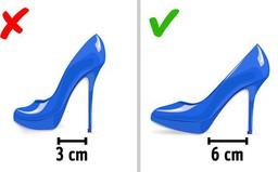 Những nguyên tắc đơn giản giúp đánh bay cơn đau chân bởi giày cao gót