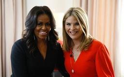 Cựu đệ nhất phu nhân Mỹ Obama và con gái cựu Tổng thống Mỹ Bush sẽ đến Việt Nam