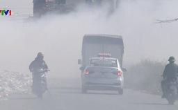 Đốt rác lộ thiên gây ô nhiễm môi trường nghiêm trọng