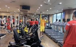 ĐT U23 Việt Nam tập huấn tại Hàn Quốc: Tập trung rèn thể lực và ôn đấu pháp