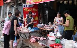 Thiệt hại nặng vì dịch tả châu Phi: Dân có đủ thịt lợn ăn Tết?