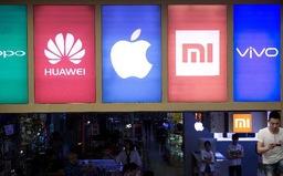 """Smartphone Trung Quốc đang dần dần """"nuốt trọn"""" lục địa già"""