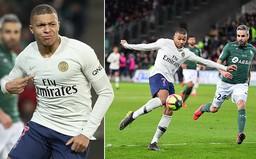 Ở tuổi 20, Mbappe đi vào lịch sử bóng đá Pháp với kỳ tích ghi bàn khó tin