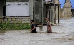 Gia tăng nạn nhân lũ lụt và lở đất tại Indonesia