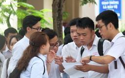 Thí sinh đạt 18 điểm trở lên có thể nộp hồ sơ vào Đại học Sư phạm Hà Nội