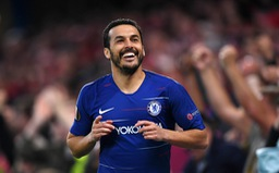 Kết quả lượt về tứ kết Europa League: Chelsea 4-3 Slavia Praha, Frankfurt 2-0 Benfica, Valencia 2-0 Villarreal, Napoli 0-1 Arsenal