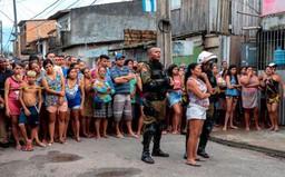 Thảm sát kinh hoàng trong quán bar tại Brazil