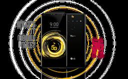 Hơn 100.000 điện thoại thông minh LG V50 được bán ra sau 8 ngày