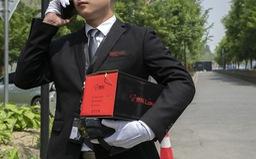 Dịch vụ bán hàng xa xỉ kiểu mới tại Trung Quốc