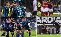 Kết quả vòng 38 Serie A: Nghẹt thở cuộc đua giành quyền dự UEFA Champions League!