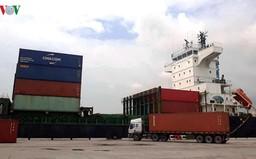 Thanh Hóa đã có tuyến tàu container quốc tế