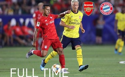VIDEO Highlights: Arsenal 2-1 Bayern Munich (International Champions Cup 2019)