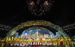 Khai mạc Lễ hội hang động Quảng Bình 2019: Mãn nhãn, ấn tượng!