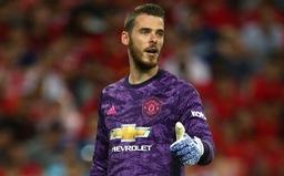 Man Utd trói chân thành công De Gea bằng một bao tải tiền