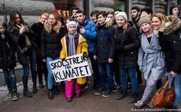 Cô bé tạo nên phong trào chống biến đổi khí hậu